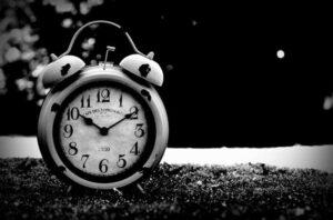 Clock...tick tock tick tock