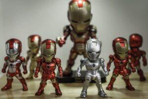 Power robots