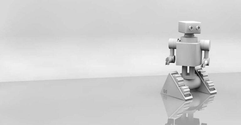 Self service robot