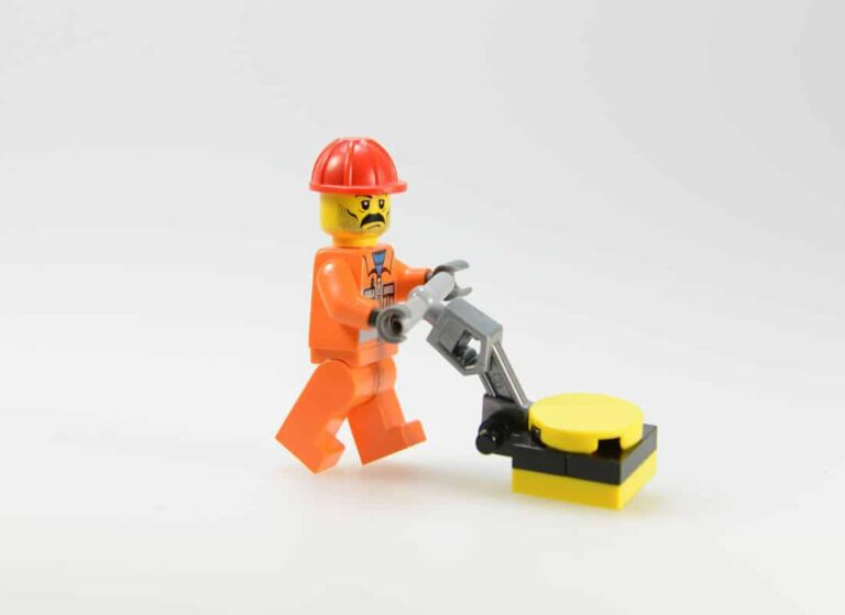 Lego sweeping