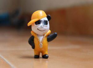Change management rockstar bear
