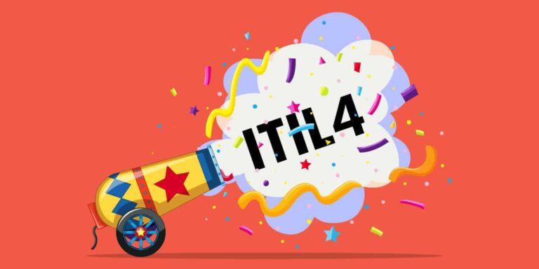 Blown away by ITIL 4