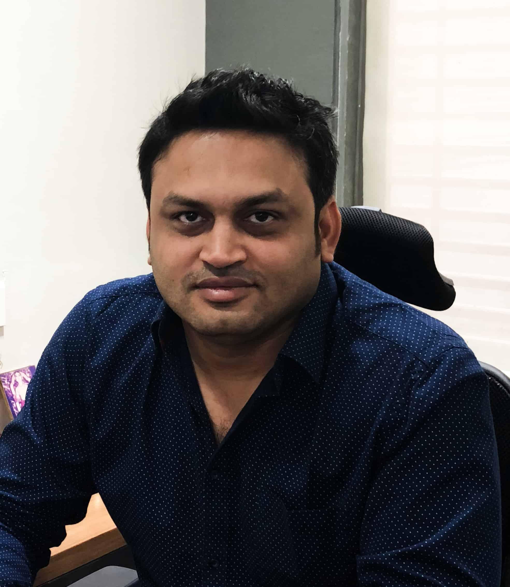 Amit Shingala CEO Motadata