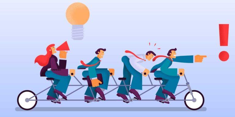 Leading a Team Through Change
