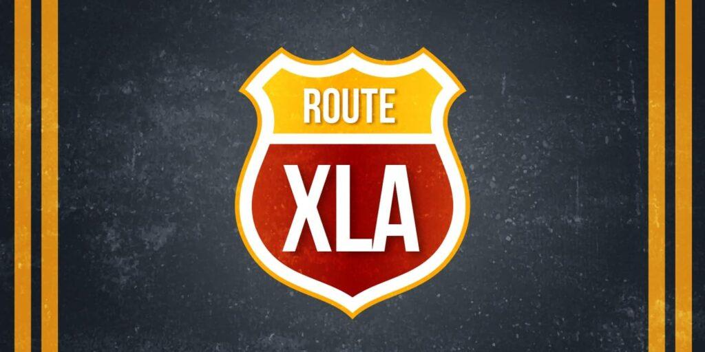 Route XLA