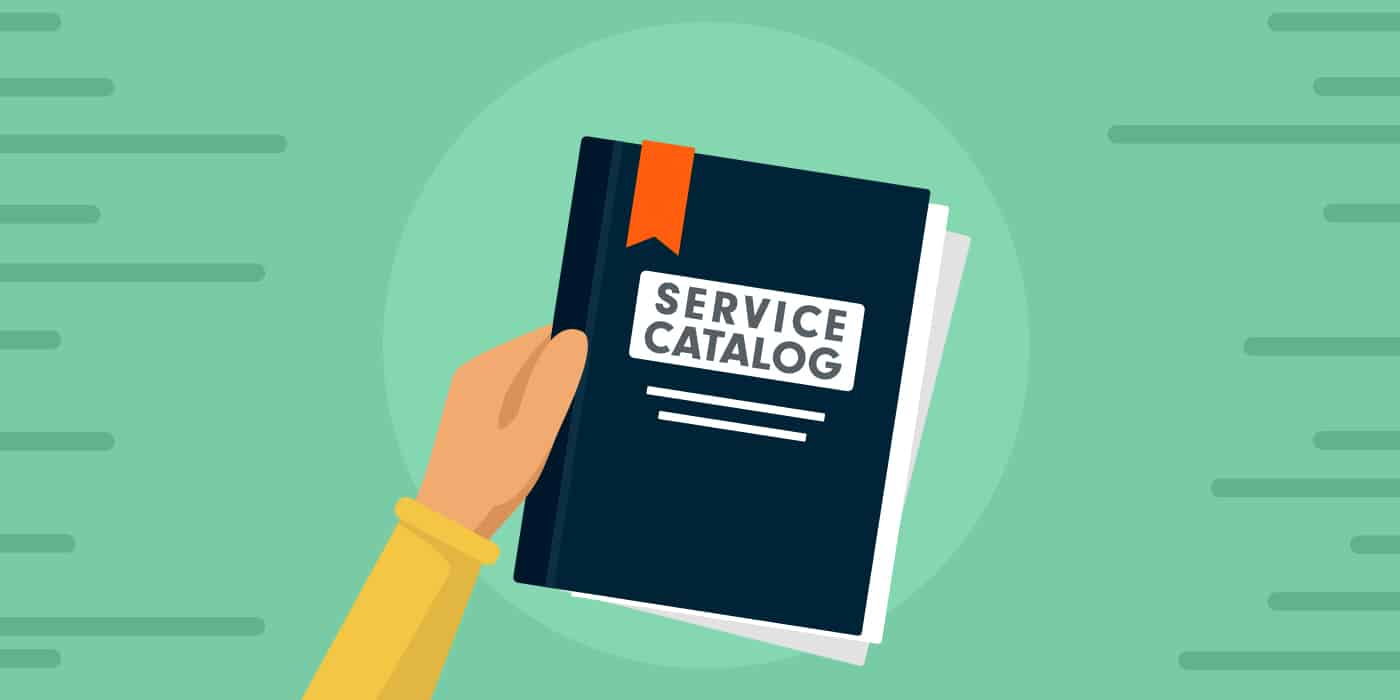 Diagram 4 Tips For Creating A Professional It Service Catalog For