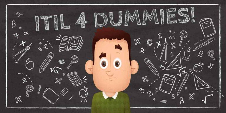 ITIL 4 Dummies