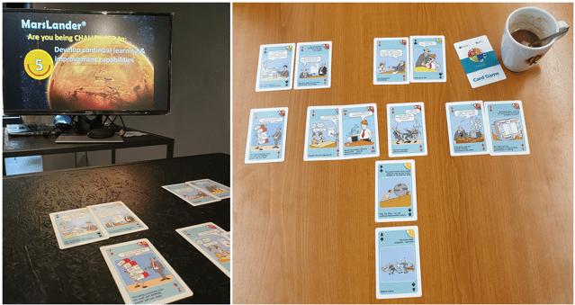 MarsLander Cards