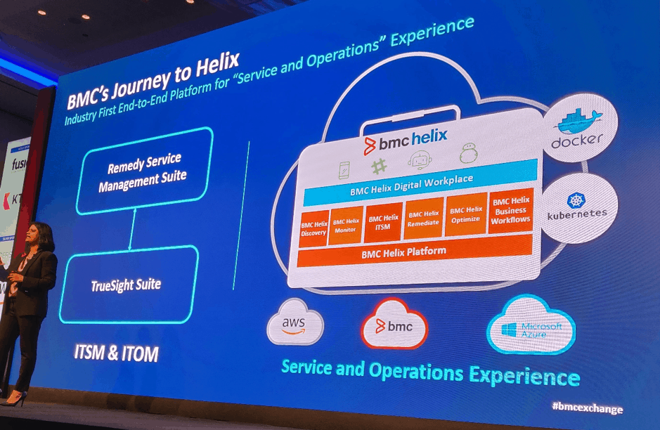 BMC Helix Announcement