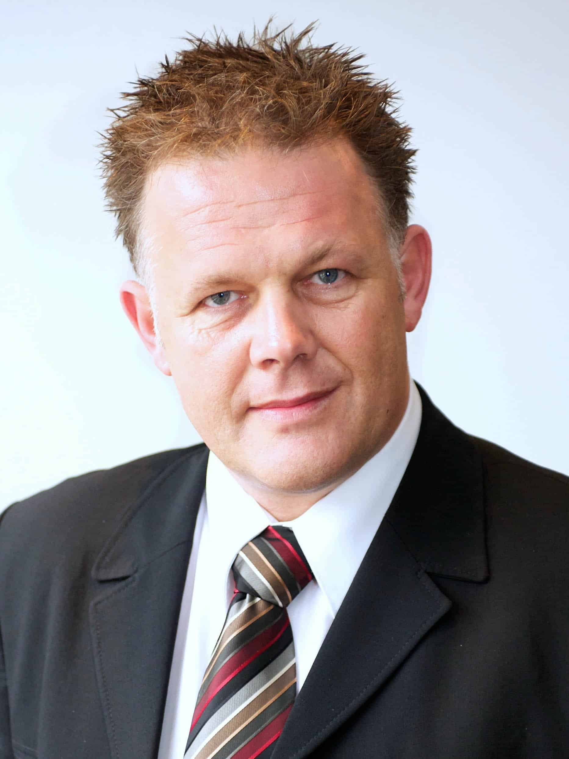 Patrick Bolger