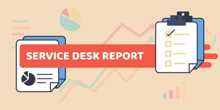 Service Desk Reporting
