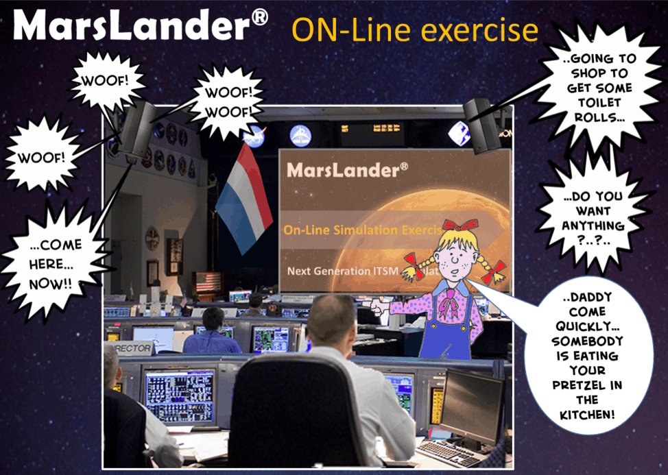 MarsLander On-Line Exercise