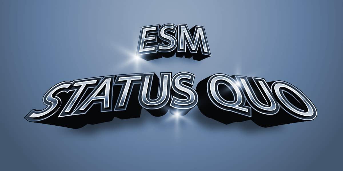 ESM and Digital Transformation